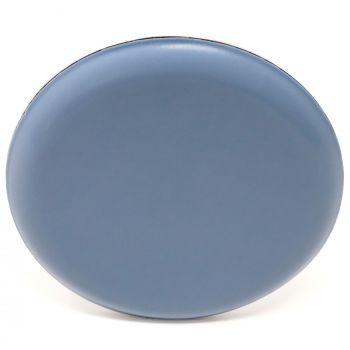 PTFE glides | Ø 2,76'' (Ø 70 mm) | grey-blue | round | Premium quality self-adhesive furniture sliders by Adsamm®